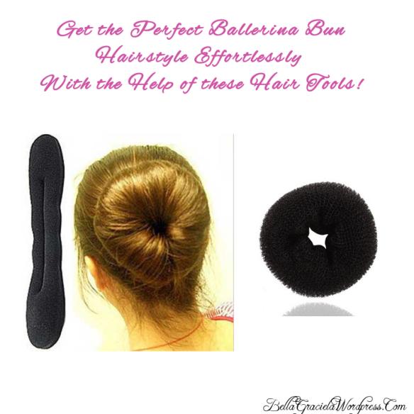 Hair Bun Tools Feature _BellaGracielaWordpress.Com