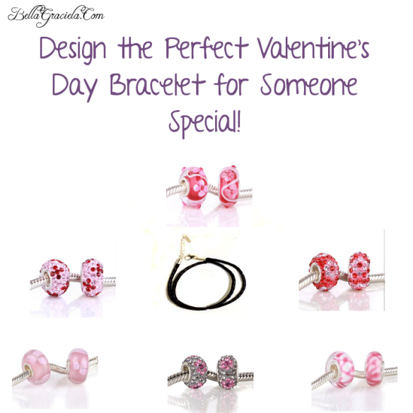 Design the Perfect Valentine's Day Accessory for Yourself or Someone Special - BellaGraciela.Wordpress.com