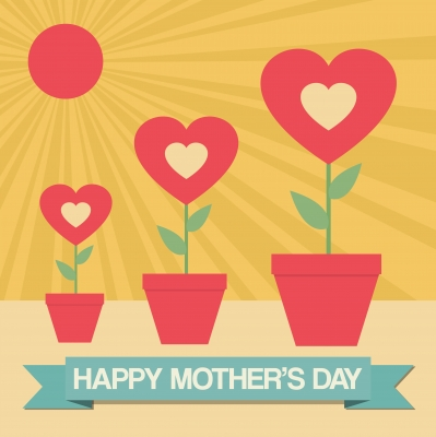 Happy Mother's Day - Image from FreeDigitalPhotos.net