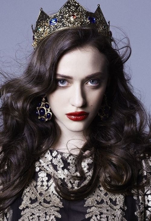 Kat Dennings from Pinterest