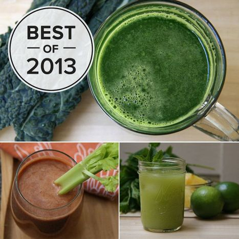 Best of 2013: Juicing - via FitSugar