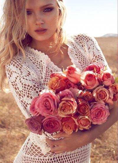 Spring Beauty via Pinterest