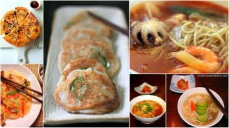 Seven Perfect Korean Rainy Day Food